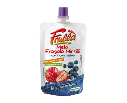 Mela Fragola Mirtilli